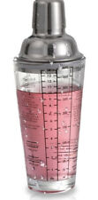 New ListingCocktail Shaker, 14oz Martini Recipes Measured Mixing Glass and Stainless Steel