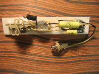"Wiring Harness for Telecaster ""Greasebucket"" Type Setup - CRL, CTS, Sozo Caps"