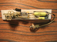 """wiring harness for telecaster """"greasebucket"""" type setup - crl, cts, sozo  caps"""