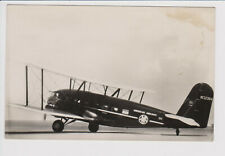 Vintage rppc American Airlines AA Curtiss Condor aircraft