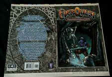 Everquest: Transformation Trade Cover Layout Proof 2002 Dc Wildstorm #Sd
