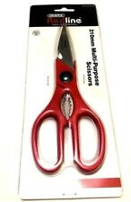 Draper General Purpose Stainless Steel Household Scissors with Bottle Opener