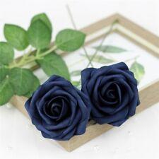 25 50 100 Foam Roses Artificial Flowers Wedding Bride Bouquet Home Party Decor