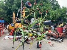 More details for claas volto 740 hr 6 rotor tedder
