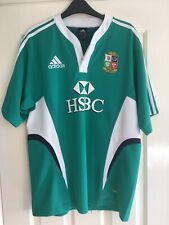 British Lions (South Africa Tour) Rugby Union Shirt Jersey. By ADIDAS.