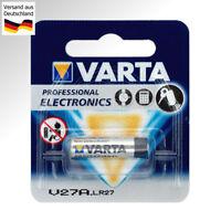 5x VARTA V27A 12 Volt Alkaline Batterie L828 LR27 LR27A 12V Battery A27S DC 4227