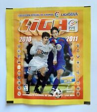packet panini la liga este 2010 2011 10 11 SOBRE ANCHO (wolrd cup euro packets)