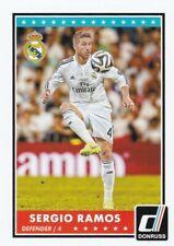 2015 Panini Donruss Soccer Sammelkarte, #5 Sergio Ramos