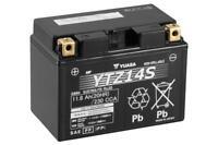 Honda Yuasa YTZ14S 12V High Performance Maintenance Free Motorcycle Battery