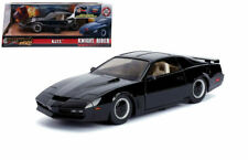KITT KNIGHT RIDER HOLLYWOOD RIDES LIGHTS 1/24 SCALE DIECAST CAR BY JADA 30086