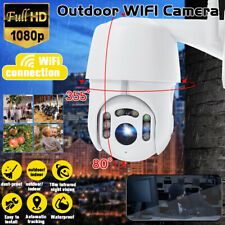 1080P Waterproof Outdoor HD WIFI IR Camera Auto Tracking IP Camera Night Vision