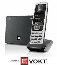 Siemens Gigaset DECT C430A IP Cordless Internet Phone Landline Black Genuine NEW