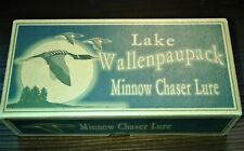 3 Lake Wallenpaupack fishing lure boxes make nice lake house decorations