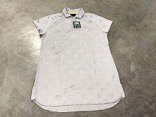 Puma Vashtie High-Rise Soccer Jersey Dress Collared WMNS SZ Small ( 569330-04 )