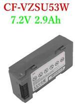 Battery Batterie PANASONIC CF-VZSU 53 W Pour TOUGHBOOK cf-u1 cf-h2 7,2 V 2700 mA u1-11