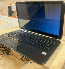 HP 15-B129SA LAPTOP, TOUCH SCREEN, NEW BATTERY FITTED, WIN 10, 4GB RAM, 128GBSSD