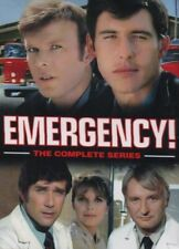 EMERGENCY COMPLETE SERIES Plus Bonus Disc 32 DVD  Box Set New Free Shipping