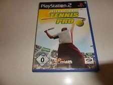 PLAYSTATION 2 PS 2 International Tennis Pro