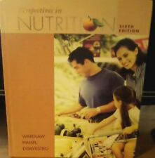 B003ENUEEC Perspectives in Nutrition (6th Edition)