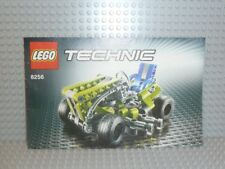 LEGO® Technic Bauanleitung 8256 Go Kart ungelocht instruction B700