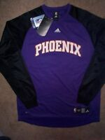 ($65) ADIDAS Phoenix Suns nba Shooting Jersey Adult MENS/MEN'S (s-small)