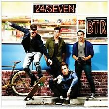 24/Seven by Big Time Rush (CD, Jun-2013, Columbia (USA)) FREE SHIPPING