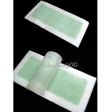 20 X DOUBLE SIDE Cold Wax Hair Removal Strip For Leg Body and Facial Hair New