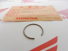 Honda XR 250 350 Kolbenbolzensicherung 19mm Original neu Clip Pin Piston New
