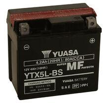Genuine Yuasa YTX5L-BS Motorbike Motorcycle Battery