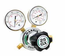 Harris Model 25GX Single Stage Oxygen Regulator 25GX-145-540 3000510