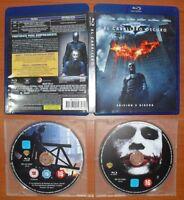 Batman: El Caballero Oscuro (The Dark Knight) [2 Blu-Ray & Region Free ABC]