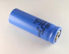 2x 6800uF 50V Large Can Electrolytic Aluminum Capacitor 68000MFD 50VDC 6,800