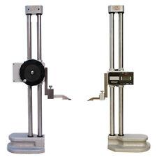 "Electronic Double Dual Twin Beam 18"" 450mm Height Gage Digital001'' Gauge"