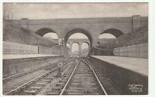 Original vtg pc Billericay Railway Station Essex