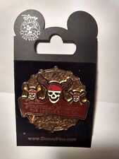 Disney Pin Pirates Of The Caribbean The Legend Lives On Coin Pin 2008    pin2708