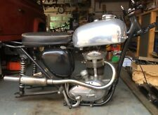 BSA C15S Historic Competition Motorcycle