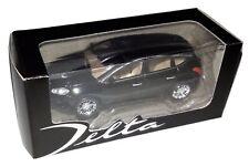 Norev Lancia Delta 2008 Black 3inches Diecast Metal