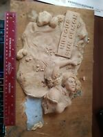 vintage Hideous Sun Demon artist original mold for resin Sculpty base Thomassini