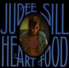 Heart Food - 100% AAA Mastered - 45RPM - 180Gr by Judee Sill (Vinyl, Jul-2017, Intervention Records)