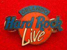HRC Hard Rock Cafe Orlando Live Classic Logo LE