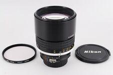 [NEAR MINT] Nikon Ai-s Nikkor 135mm f/2 Manual Focus Prime Lens MF from Japan