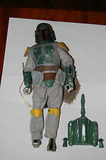 "Boba Fett Trilogy Collection 12"" Figure-Star Wars-Hasbro-Customize Side Show"