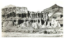 Rppc-C12560-Fossil Beds John Day Hwy, Or, home of Three Toed Horse,Sawyer Photo