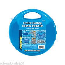"Poolmaster 32147 EZ-View Floating 3"" Large Chlorine Dispenser for Swimming Pools"