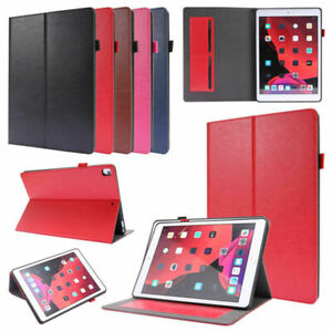 "For iPad 5th 6th 7th 8th 10.2"" Air 9.7"" Mini 12345 Thin Leather Smart Case Cover"