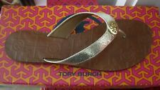 BRAND NEW TORY BURCH THORA THONG  NEW IN THE BOX SIZE 6
