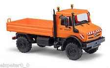 Busch 51010,Mercedes Unimog U 5023 »Depósito de mantenimiento de carretera,H0