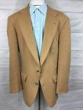 JOS. ABanks Premier collection 100 percent camel hair Blazer, men's size 42/43L