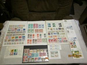 Briefmarken BRD/ Berlin, 72 e, Posten & Lots, Postfrisch