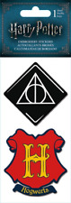 Harry Potter Embroidery Stickers - 2 pack